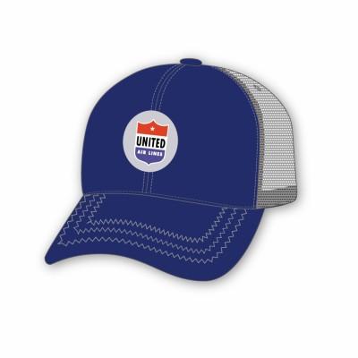 Retro United Trucker Cap - While Supplies Last bcb1df710b2